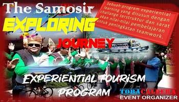 program experiential tourism-toba caldera